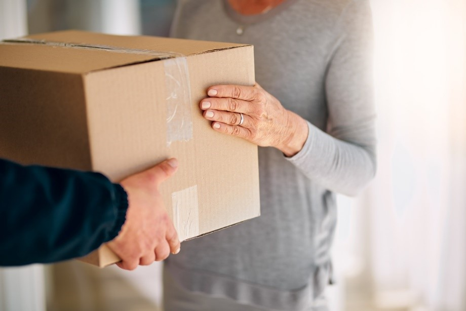 how to avoid undelivered packages