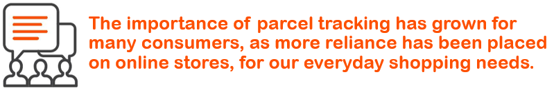 Importance of Parcel Tracking due to increased online shopping.PNG